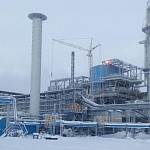 Emergency power supply systems for the condensate transportation preparing plant